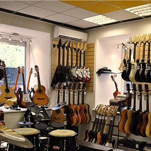 Музыкальные магазины Читы