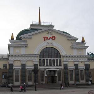 Железнодорожные вокзалы Читы